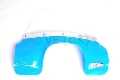 Vespa - Fly Screen - MOD Style - Sprint/Super/SS/GL - Blue (Solid)