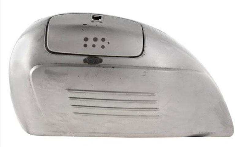 Vespa - Side Panel - Left Hand -  Sprint, GT, GTR - Oiled Bare Metal