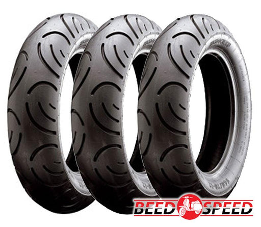 3 Tyre Package - Heidenau - 350 X 10 - K61 Racer P Rated 93mph