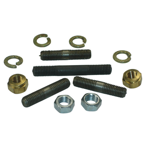Lambretta - Barrel Inlet/Exhaust Stud And Nut Kit