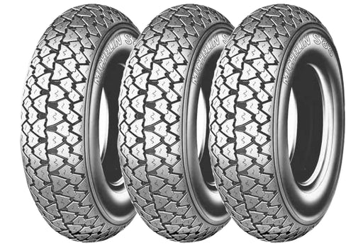 Michelin 350 X 10 S83 * Buy 3 Special Offer * Vespa Lambretta Scooter Tyre
