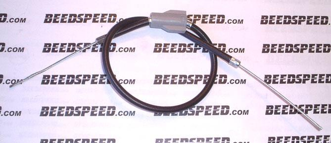 Rearset Brake - Cable - 2006> - Road