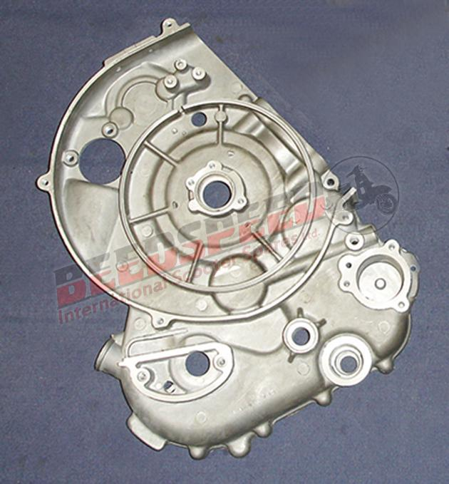 Vespa - Engine Casing - LML 200cc - Four Stroke - Fly Side