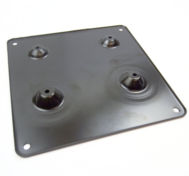Number Plate - Mounting Plate/Holder - Metal - Vespa PX