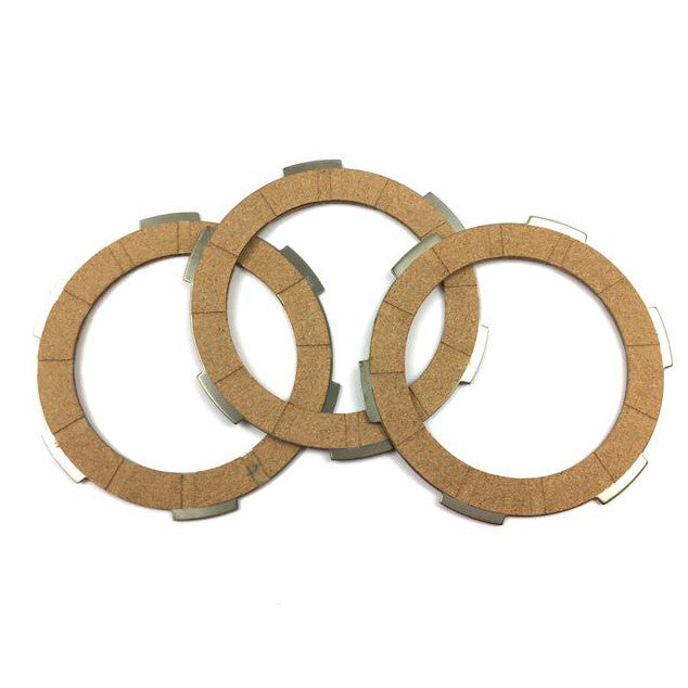 Vespa Clutch Plate Set 3 Piece PK Rush
