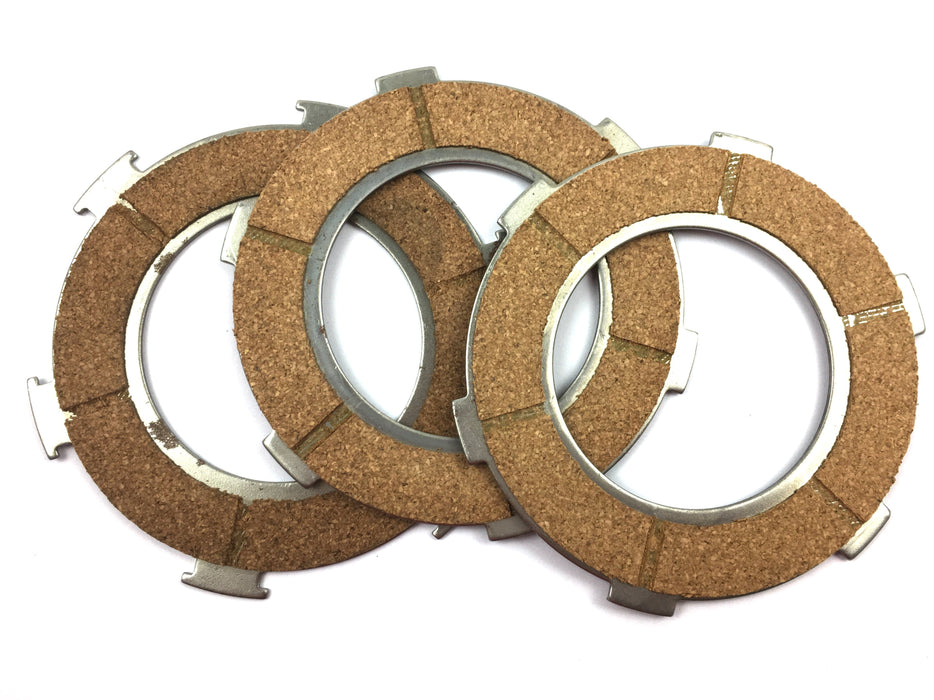 Vespa PX125 PX150 SuperClutch Plate Set of 3