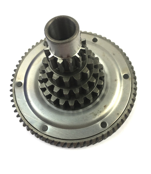 Vespa - Gearbox - Multiple Gear - 65 Tooth - P200 - Genuine