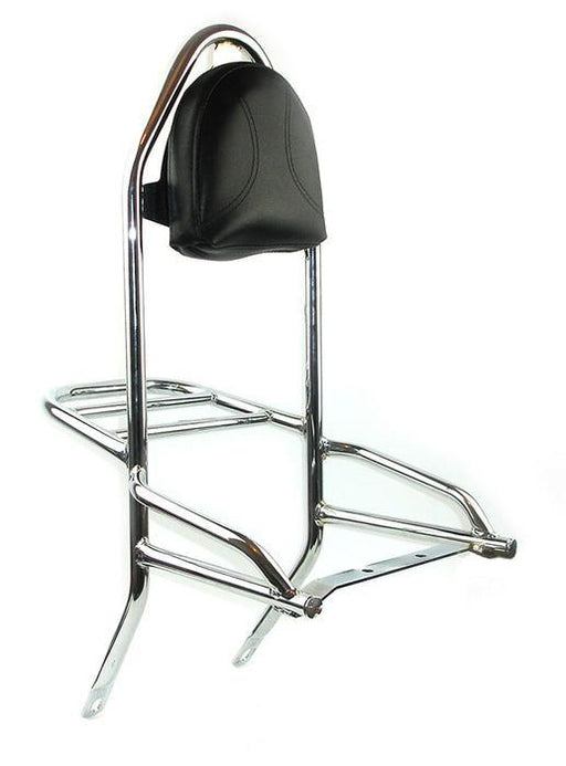 Backrest And Carrier - VE-Actif 3 In 1 (Rear) - Vespa, LML