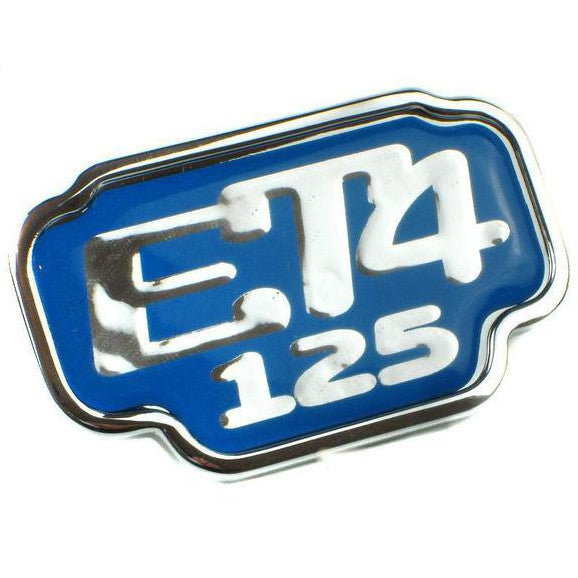 ET4 125 Toolbox Badge