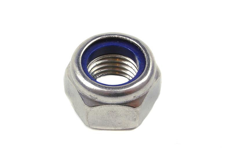 Nylock Nut M14 x 2mm Stainless Steel
