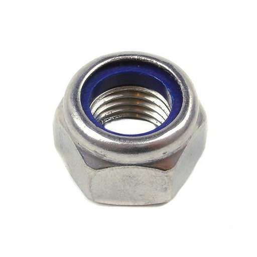 Fastener - Nut - Nylock Nut -  M7 - Unichrome