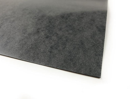 Black Gasket Paper Sheet sized at 33.3cm x 40cm x 0.82mm
