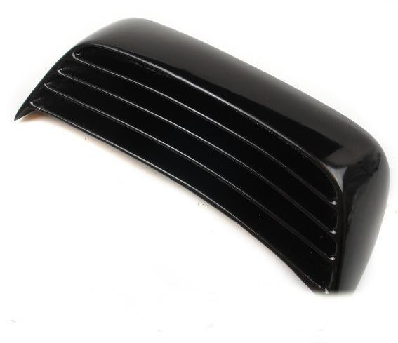 Lambretta - Rear Frame Grill - GP - Gloss Black Alloy