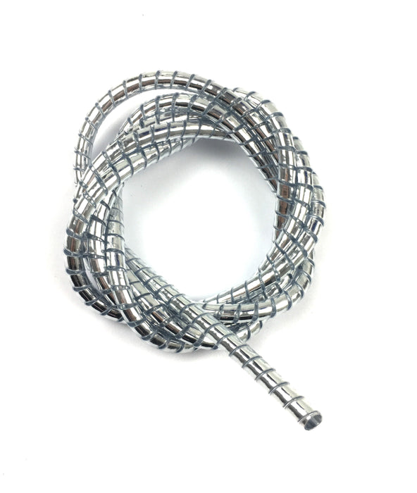 Chrome Cable Cover 1.5m x 6.2mm