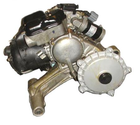 Vespa  Complete Engine P125X 125cc Electric Start Autolube