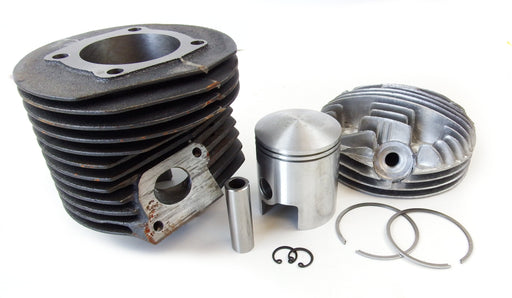 Lambretta Barrel, Piston & Head 150cc Standard
