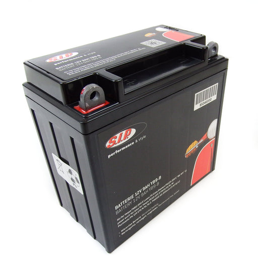 Vespa Battery - 12 V - YB9 / YB7 - SIP - Glass Mat - Maintenance Free
