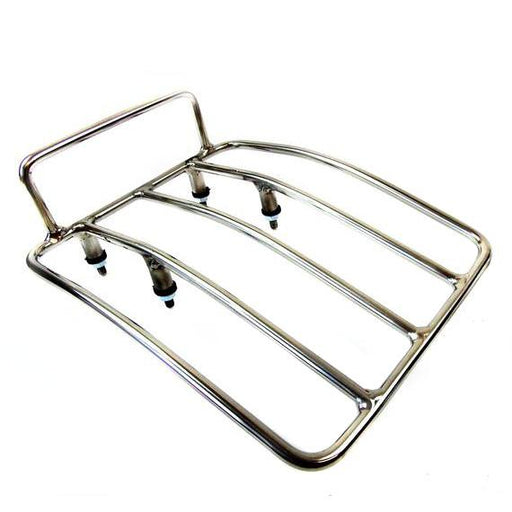 Lambretta - Carrier - Rear Sprint Rack - Series 1 and 2 - S/S