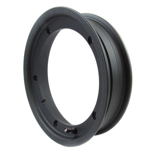"Wheel Rim Tubeless Black SIP 2.1"" Vespa PX, V50, PK, T5, Rally"