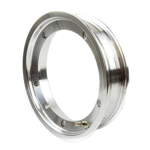 "Wheel Rim Tubeless Polished SIP 2.1""  Vespa PX, V50, PK, T5, Rally"
