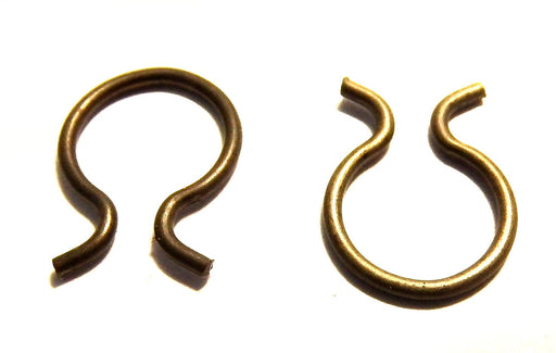 Vespa - Brake Shoe Circlips - Pair