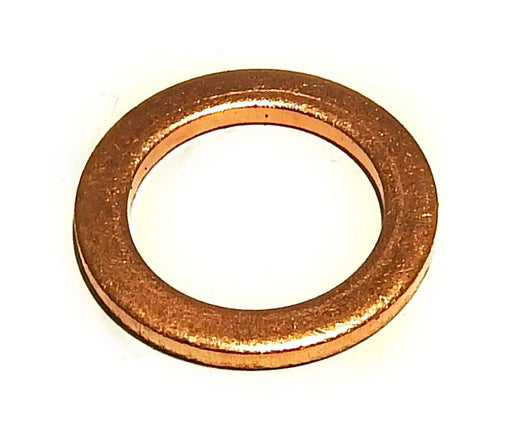 Automatic - Engine Case - Oil Drain / Level Plug Washer - Copper