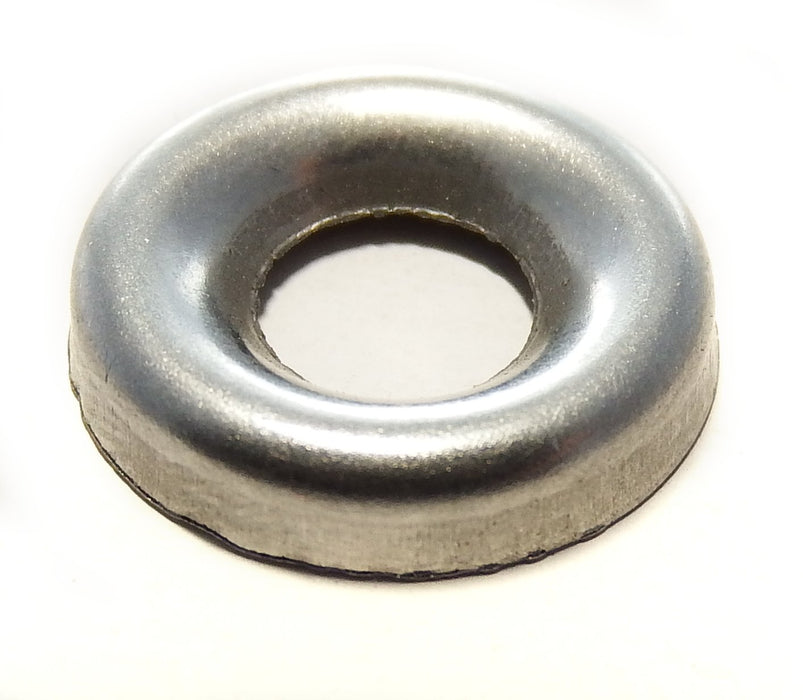 Cup Washer For 6mm / 7mm Screws s/s