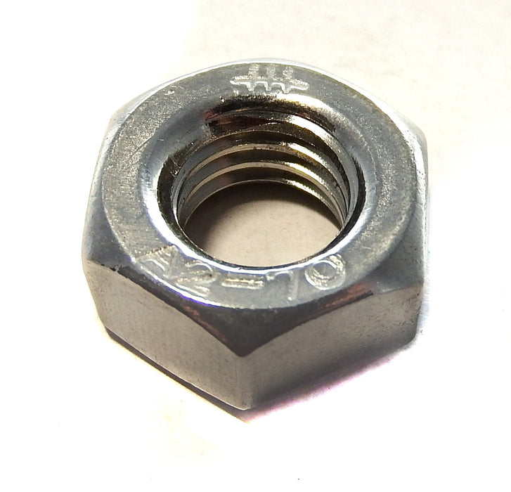 M6 Nut in Stainless