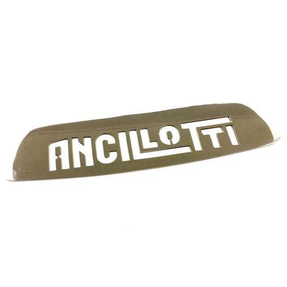 Lambretta - Badge - Rear Frame Badge Insert - Ancillotti - S/S