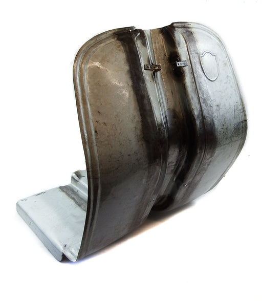 Lambretta - Leg Shield - LD - Bare Metal