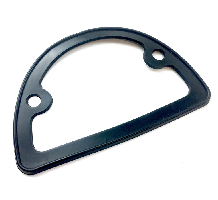 Lambretta S2 Air Scoop Rubber Gasket Black