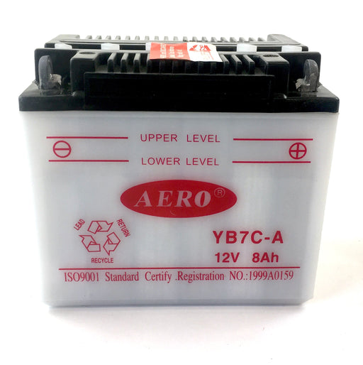 Battery - 12 V - YB7-CA / CB7-CA