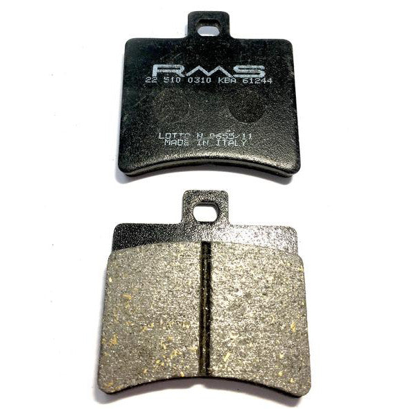 Brake Pads 22 510 0310 - Beedspeed, Scooter Parts & Accessories For Lambretta, Vespa & More
