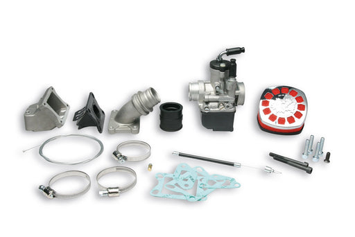 Vespa Malossi Carburettor and Reed Valve Kit PK XL