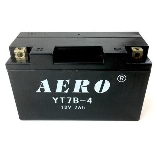 Battery - 12 V - YT7B-4 / CT7B-4 - Fully Sealed - Gel