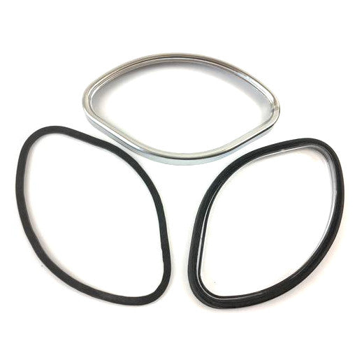 Vespa - Speedometer Lens Repair Kit - Sprint/Sportique/GS/SS/Bajaj/VBB etc.