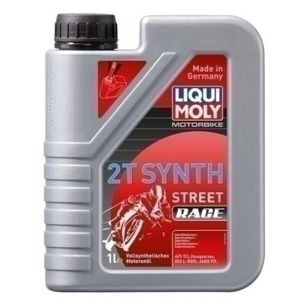 LIQUI MOLY OIL 2 STROKE FULLY SYNTH STREET RACE 1L