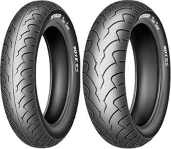Tyre - Dunlop - 120/70x14 - Run Scoot