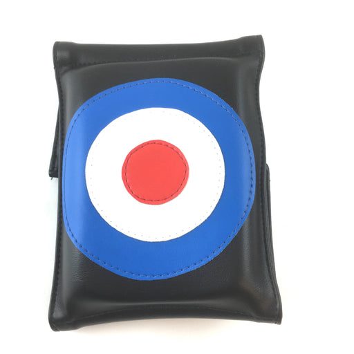 Lambretta - Backrest - Flip Over - Replacement Pad Mod Target