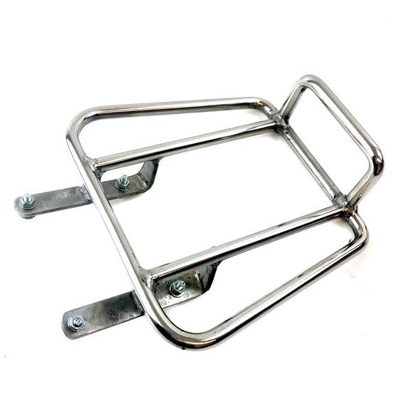 Lambretta - Carrier - Rear Sprint Rack Ancillotti - Polished S/S