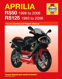 Manual - Haynes APRILIA rs50 to RS125