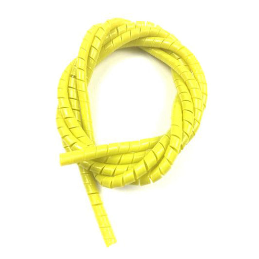 Cable Cover Glossy 1.5m x 5mm Yellow