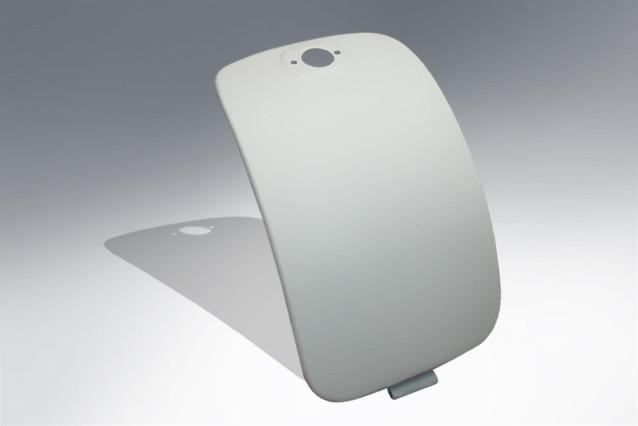 Lambretta Series 2 Li TV Tool Box Lid - Primer