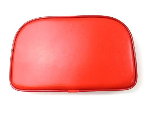 Backrest - Replacement Pad For S/S Rear Carier Bolt On - Red