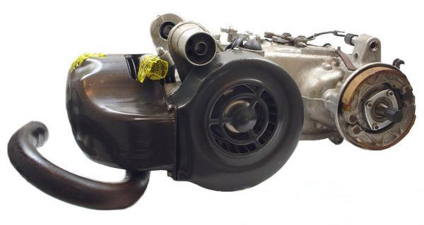 Lambretta Engine Complete GP200