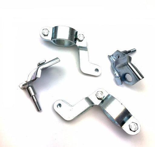 Lambretta Front Dampers Clamp On Mounting Kit CASA