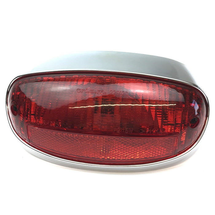Vespa ET2 ET4 Rear Light Unit Piaggio - Red Lens