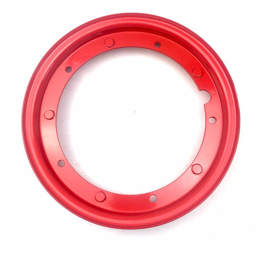 Wheel Rim Red - Vespa PX,PE,T5,PK,Rally,V50,Prim