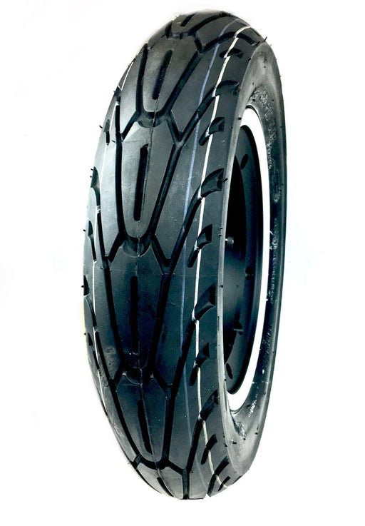 "Wheel Rim Tubeless And Tyre - SIP Black/Silver Edge - 2.1"" - Vespa V50/PX"