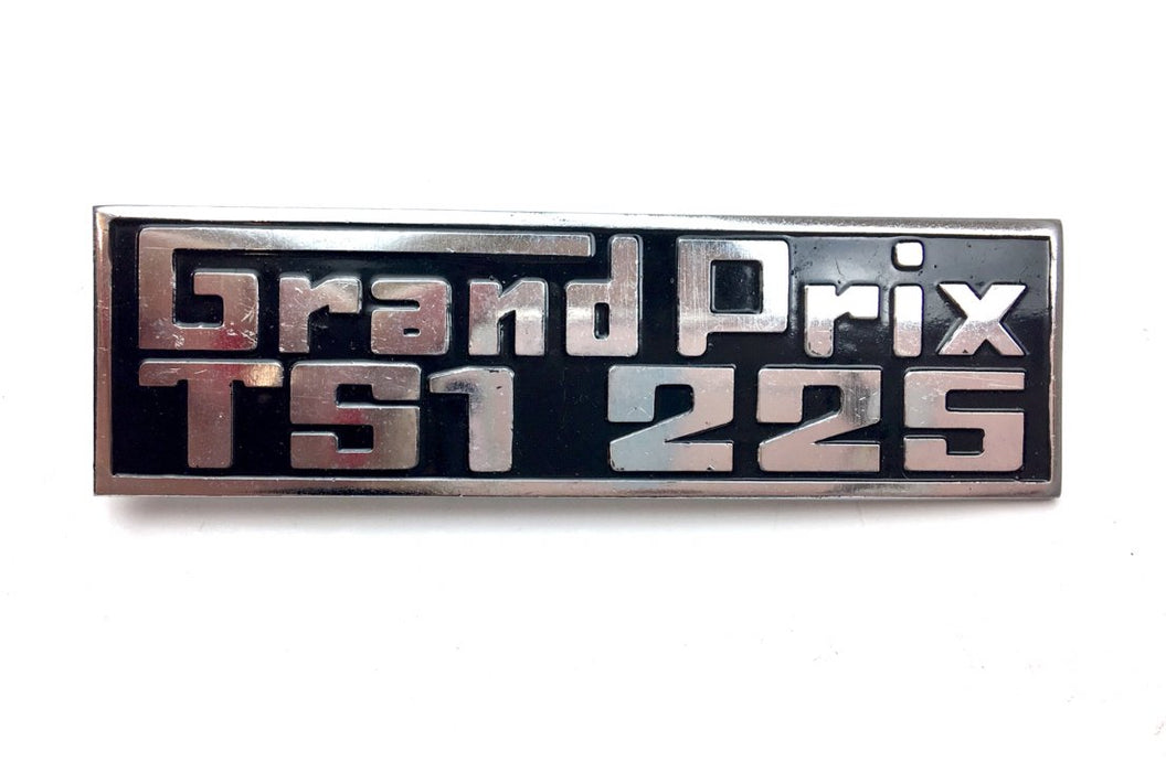 Lambretta - Badge - Leg Shield Badge Grand Prix - Metal - TS1